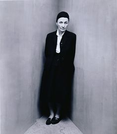 Irving Penn, Georgia O'Keeffe, New York, 1948.