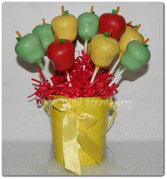 Teachers Day Apple Bouquet