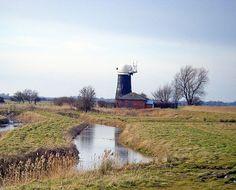The Black Mill   Upton   Norfolk Broads