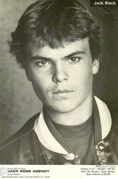 Jack Black | Rare, weird & awesome celebrity photos