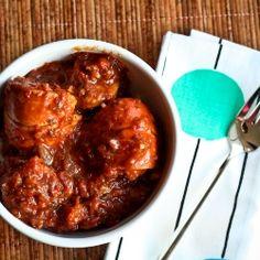 Enchilado de Langosta y Camarones. A.K.A. Lobster and Shrimp Creole. Cuban food at its best!