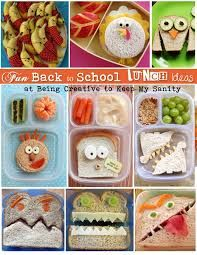 Image result for school lunches ideas