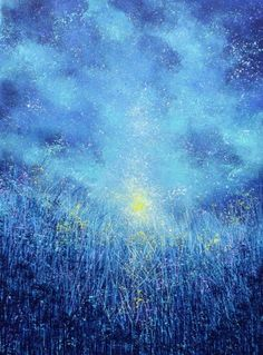 Marc Todd - Moonlit Meadow