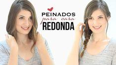 Peinados para cara redonda