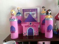 Castillo fofuchas Princess...