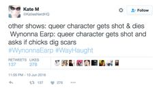 """Wynonna Earp"""" Might Just Be The Show Queer Women Have Been Waiting For"""