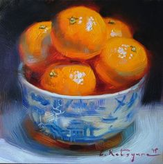 Oil painting Ideas House - - Oil painting Videos Ballerina - - Oil painting Still Life Impressionism - Oil painting Tutorial Videos Realistic Oil Painting, Oil Painting For Beginners, Oil Painting Pictures, Fruit Painting, Oil Painting Abstract, Painting Canvas, Orange Painting, Painting Videos, Painting Tips