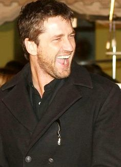 Gerard Butler... OMG, marry me? <3 #Gerard #Butler #Gerry
