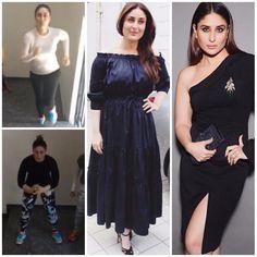 Kareena Kapoor Khan's post-pregnancy transformation: A break down of her workout in videos