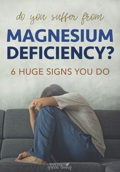 Magnesium is an essential mineral that helps maintain healthy muscle and bones. Here are 6 huge magnesium deficiency symptoms you should be looking for when evaluating your health. 6 Huge Magnesium Deficiency Symptoms Magnesium is a mineral and important Magnesium Vorteile, Magnesium Deficiency Symptoms, Magnesium Benefits, Zinc Benefits, Low Magnesium Symptoms, Topical Magnesium, Hypothyroidism Symptoms, Vitamin D Deficiency, Home Remedies