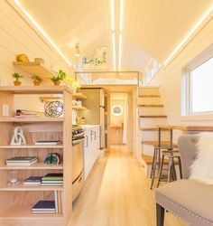 The Elsa from Olive Nest Tiny Homes