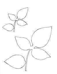 plantillas de flores de goma eva - Buscar con Google