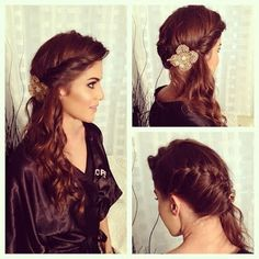 Always Dolled Up: Hair Inspiration: 52 Ways to Work That Updo Always Dolled Up: Hair Inspiration: 52 Ways to Work That Updo  http://www.alwaysdolledup.com/2013/10/hair-inspiration-53-ways-to-work-that.html