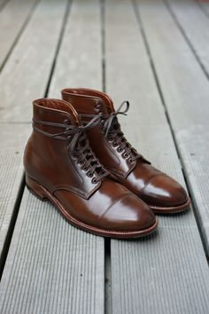 Alden Ravello. I have a pair in a lower-quality leather that are just fantastic.