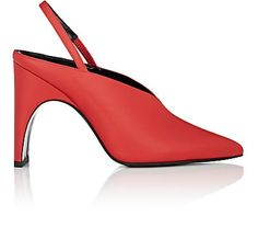 We Adore: The Jessie Leather Slingback Pumps from Pierre Hardy at Barneys New York