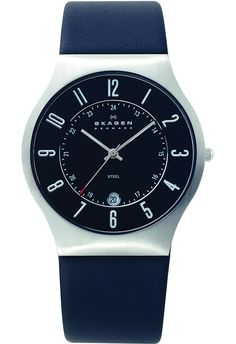 Montre Grenen Black 233XXLSLB Skagen | Montres & Co