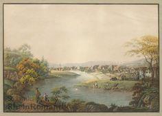 Johann Heinrich Bleuler (1758-1823) Blick auf Wuppertal-Elberfeld, um 1805