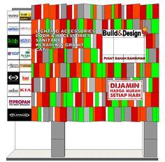 Acara pembukaan cabang ke-2 Build&Design Segi8, Surabaya 1 Maret 2015