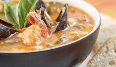 Zuppa veloce di pesce, ricetta chic pronta in pochi minuti! – LEITV canale di intrattenimento femminile