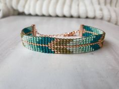 Bohemian Bracelets, Colorful Bracelets, Bohemian Jewelry, Handmade Bracelets, Festival Bracelets, Bead Loom Bracelets, Cuff Bracelets, Jewelry Patterns, Bracelet Patterns