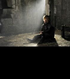 Tyrion Lannister (Peter Dinklage) sits in a cell in 'Game of Thrones' Season 4, Episode 3, 'Breaker of Chains'