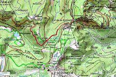 col de la schlucht | Pour le détail le secteur incluant le Collet, le col de la Schlucht ...
