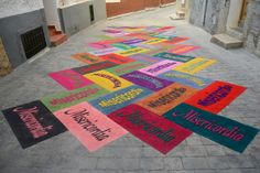 Alfombras de Serrín Año 2016 | Alfombras de Serrín - Elche de la Sierra (Albacete)