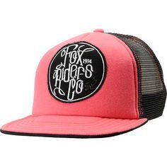 8b9d7196164 Fox Girls Hooky Snapback Trucker Hat Fox Rider