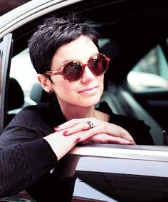 Very Short Layered Pixie Cuts 2015                                                                                                                                                     More