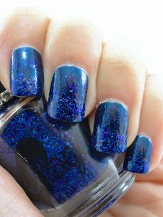 Crushed Sapphire