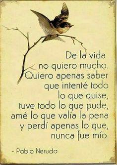 Amor Quotes, Wisdom Quotes, True Quotes, Qoutes, Spanish Inspirational Quotes, Spanish Quotes, Grief Poems, Quotes En Espanol, Love Phrases