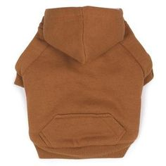 Zack  Zoey Fleece Lined Hoodie XXLarge Brown -- You can find more details by visiting the image link.
