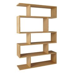 Buy Content by Conran Balance Tall Shelving Online at johnlewis.com £599 H180 x W120 x D30cm