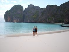 4 Days in Koh Phi Phi, Thailand  Whether it's adventure or sunbathing, it's got to be #MayaBay Koh #PhiPhi, Thailand. P.S. Seize the moment! http://phi-phi.com