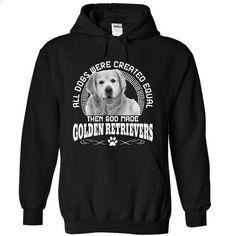 Then God Made GOLDEN RETRIEVERS Dogs - #shirt pillow #sweatshirt style. GET YOURS => https://www.sunfrog.com/Pets/Then-God-Made-GOLDEN-RETRIEVERS-Dogs-1260-Black-r8zc-Hoodie.html?68278