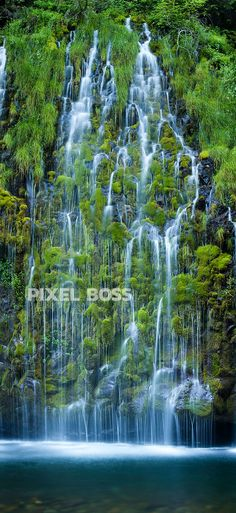 waterfall-mossbrae-falls-shasta-california-serenity-3-watermark