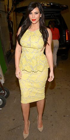 ALL LACED UP photo | Kim Kardashian