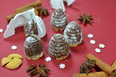 Bezlepkové bříško: Vosí hnízda bez lepku Raw Vegan, Breakfast, Blog, Free, Glutenfree, Morning Coffee, Blogging, Leaf Vegetable