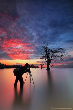 when photograper in action...........