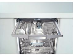Bosch Dishwashers - Shop Third Rack Dishwashers - How sad that the 3rd rack option makes me so happy!!