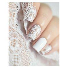 Wedding nails inspiration A Ty jakie będziesz mieć paznokcie na swoim ślubie? Białe, nude, z cyrkoniami?Piszcie, bo jesteśmy bardzo ciekawi!