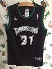 For Sale - Adidas NBA Minnesota Timberwolves Kevin Garnett Classic Swingman Black Jersey - See More At http://sprtz.us/WolvesEBay
