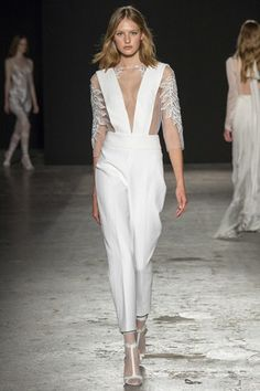 Francesco Scognamiglio Spring/Summer 2015 RTW - Milan Fashion Week