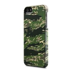 Incase X HUF Tiger Camo Camouflage Snap Case Apple iPhone 5 5s Supreme #FOLLOWITFINDIT
