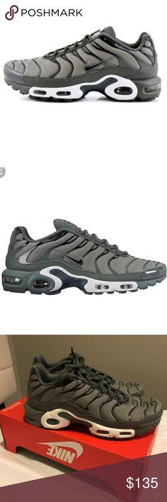 fa336450be8 Nike 852630 013 Men s Air Max Plus NIB Size 7 Nike men s 852630-013 Air