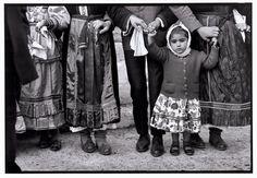 """Greece. Karpathos. Olympos. 1964. Dancing at a festival. """"A Greek Portfolio"""" p.113 © Costa Manos/Magnum Photos"""