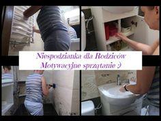 Motywacyjne sprzątanie  Posprzątaj ze mną 🙂  Niespodzianka dla Rodziców cz 1 - YouTube Youtube, Youtubers, Youtube Movies