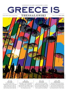 Issuu is a digital publishing platform that makes it simple to publish magazines, catalogs, newspapers, books, and more online. Title: GREECE IS Thessaloniki, Macedonia, Athens, Greece, Culture, Holiday, Editorial, Xmas, Inspiration