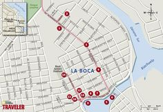 Buenos Aires Walking Tour: La Boca -- National Geographic's Ultimate City Guides