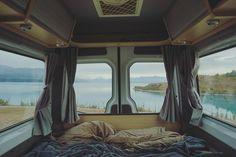 Morning views #newzealand #campervan #love #adventure #mountcook